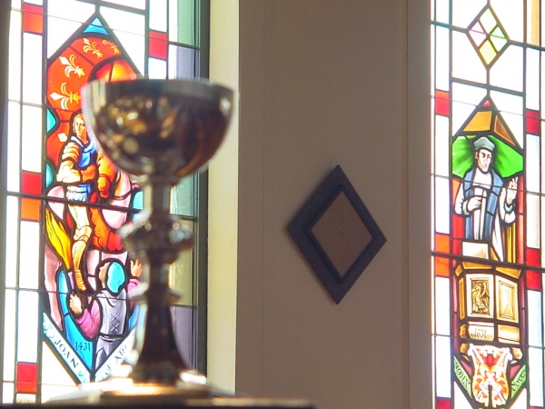 Chalice and Windows
